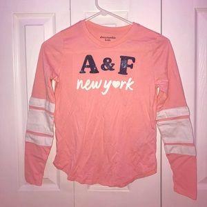 Abercrombie long sleeve shirt